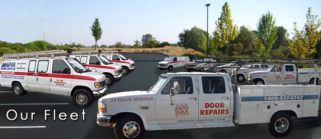 AMPM Door Repair Fleet