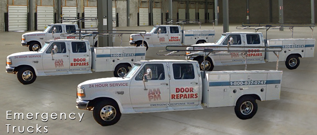 Emergency Door Repair Trucks
