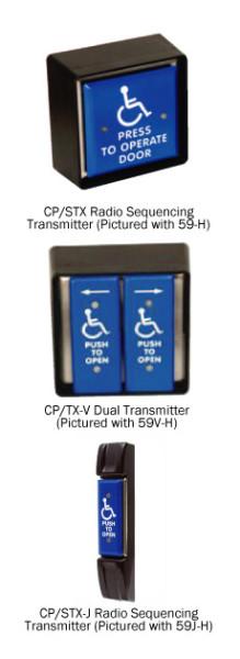 ClearPath Vestibule Handicap Transmitter