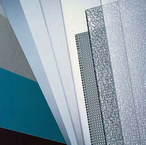 Makrolon Polycarbonate Sheet Finishes