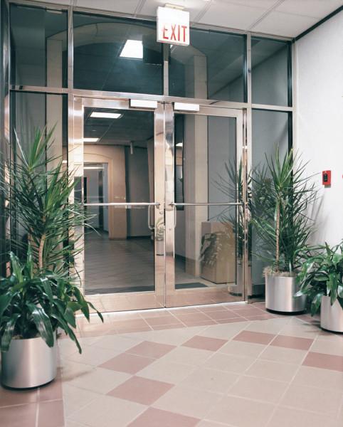Storefront Doors