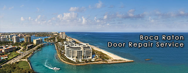 Boca Raton Florida Door Repair Service