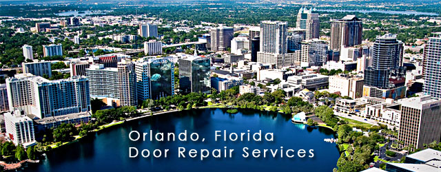 Orlando, Florida Door Repair Services