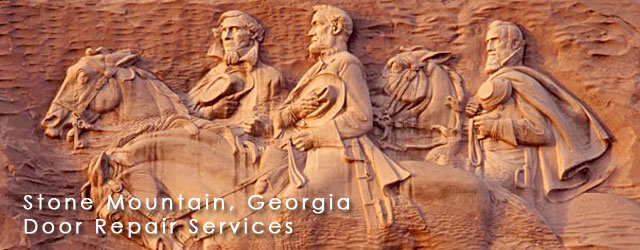 Stone Mountain, Georgia Door Repair Service