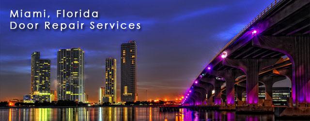 Miami, Florida Door Repair Services