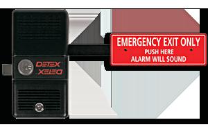 Detex Exit Devices