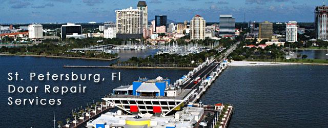 St. Petersburg, Florida Door Repair Service