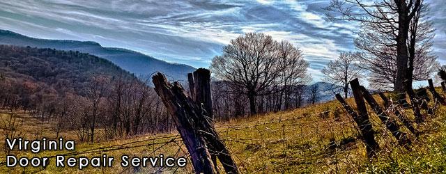 Virginia Door Repair Service