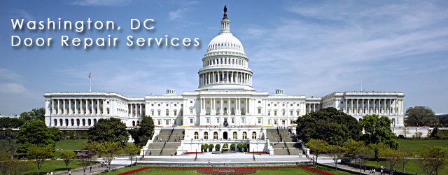 Washington, DC Door Repair Service